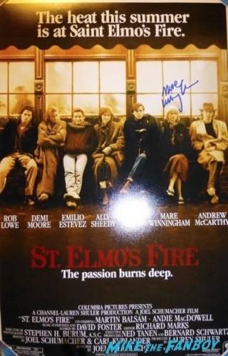 Mare Winningham fan photo now st elmos fire star 1