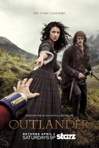 Outlander 1.1 poster