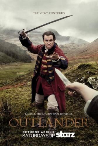 Outlander 1.1 poster - Randall