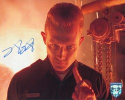Robert Patrick signed autograph photo