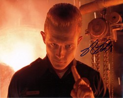Robert Patrick signed autograph photo