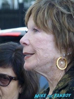 Shirley MacLaine Signing Autographs TCM Film Festival 4
