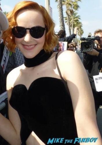 jena malone Spirit Awards 2015 Rene Russo Jena Malone signing autographs 2