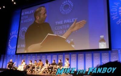 Teen Wolf Paleyfest 2015 panel signed tyler posey holland roden 20