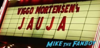 Viggo Mortensen signing autographs q and a 2015 1