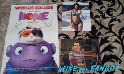home plano texas movie premiere jim parsons signing autographs 2
