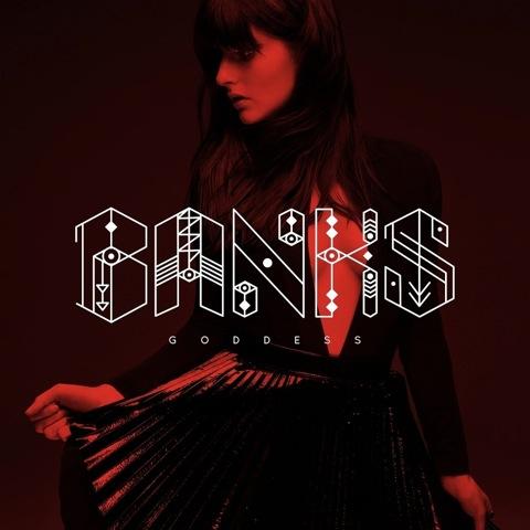 banks signed vinyl