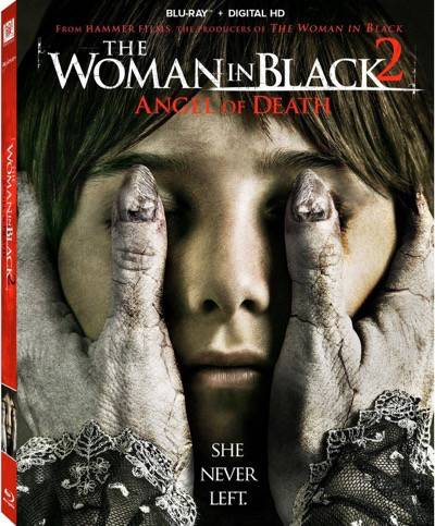 the woman in black 2: angel of death blu ray cover