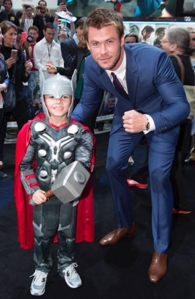 "Marvel's ""Avengers: Age Of Ultron"" European Premiere"