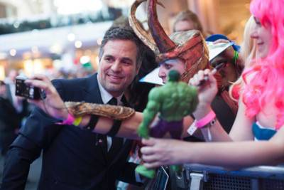 "Marvel's ""Avengers: Age Of Ultron"" European Premiere"