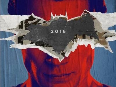Batman v Superman: Dawn of Justice teaser posters 1