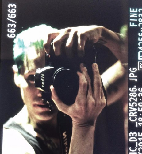 Jared Leto as the joker Suicide Squad first cast picture