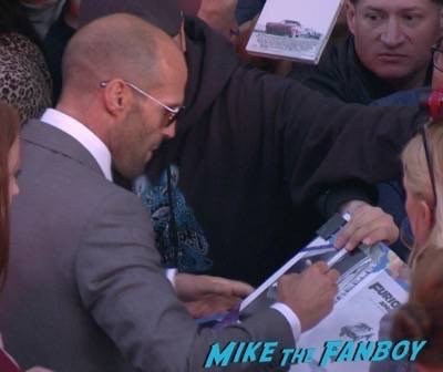 Furious 7 world premiere los angeles vin diesel 13