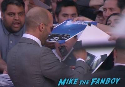 Furious 7 world premiere los angeles vin diesel 16