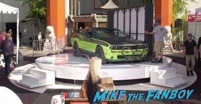Furious 7 world premiere los angeles vin diesel 20