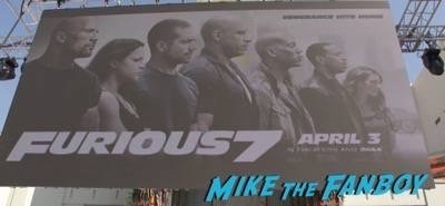 Furious 7 world premiere los angeles vin diesel 21