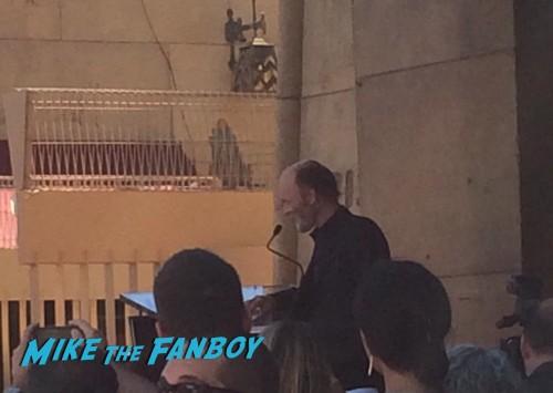 Ed Harris Star Ceremony