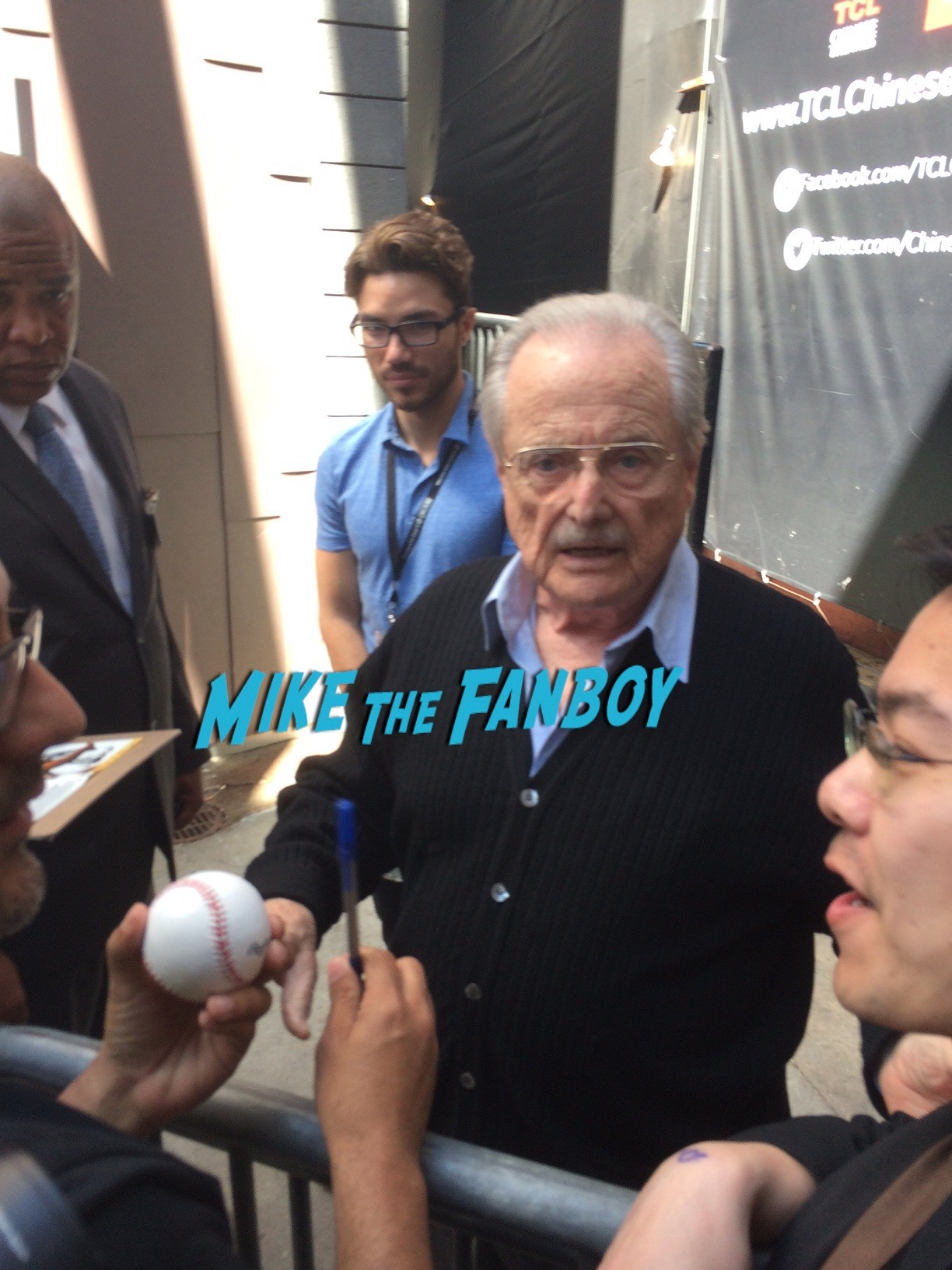 William Daniels KITT Mr. Feeny