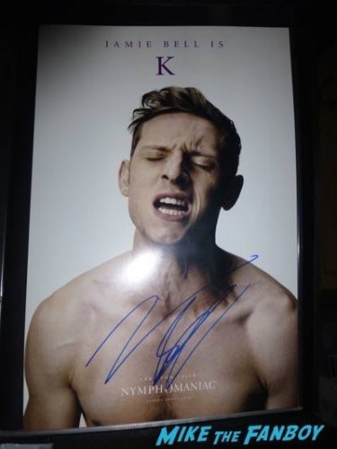 Jamie Bell Fan photo signing autographs billy elliot star now 4