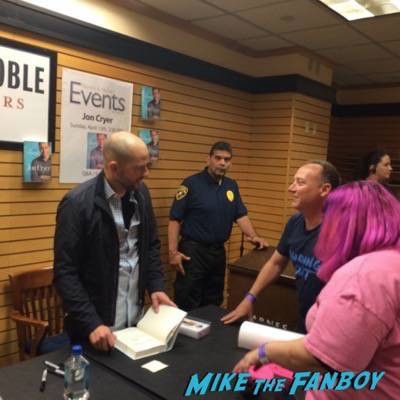 Jon cryer barnes and noble book signing 5
