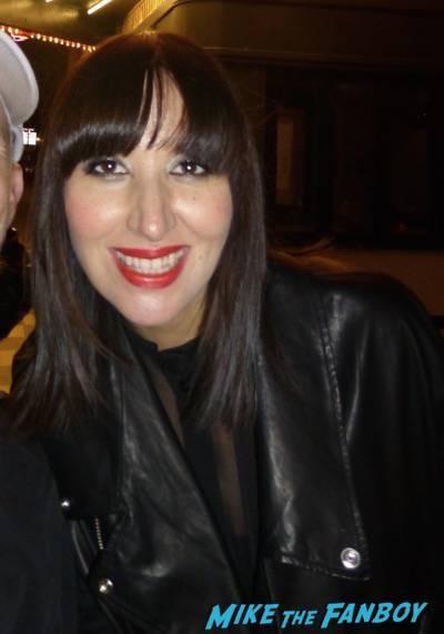 Karen o fan photo signing autographs fan photo 1