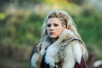 vikings season 3 episode 9 Lagertha (Katheryn Winnick)