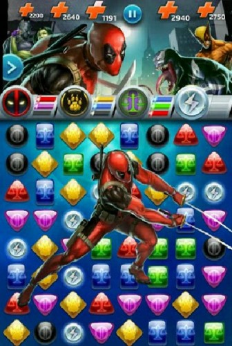 MPQ Marvel Puzzle Quest (2)