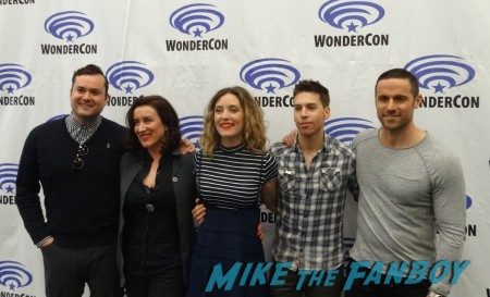 Orphan Black Wondercon 15 - Cast