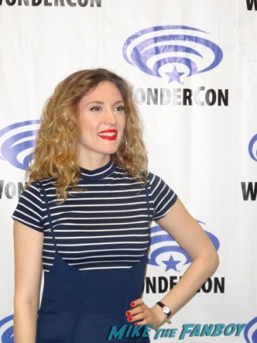 Orphan Black Wondercon 15 - Evelyn 2