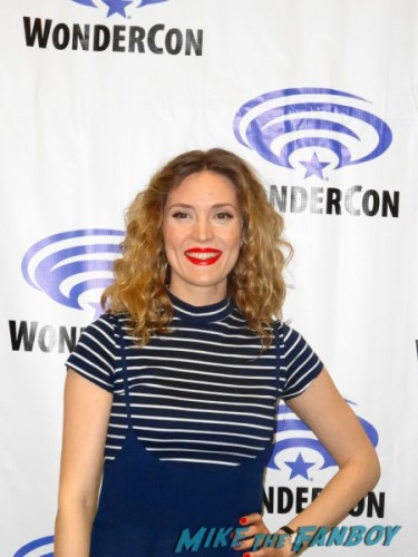 Orphan Black Wondercon 15 - Evelyn