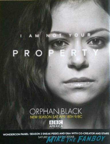 Orphan Black Wondercon (3)