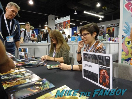 Orphan Black Wondercon IDW (1)