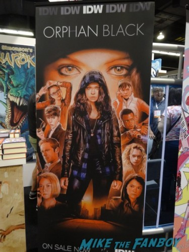 Orphan Black Wondercon IDW (2)
