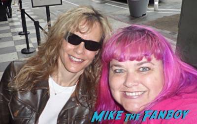 Lori Singer fan photo now 2015 footloose star