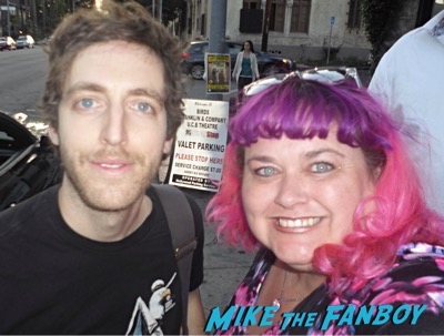 Thomas Middleditch and Mike Still fan photo