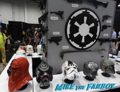 Star Wars Celebration 2015 cosplay slave elsa stormtrooper 2