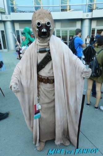 Star Wars Celebration 2015 cosplay slave elsa stormtrooper 49
