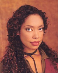 gina torres signed photo