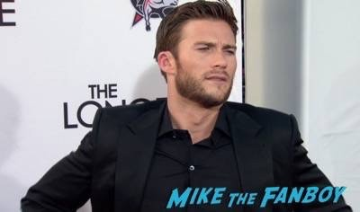scott eastwood red carpet The Longest Ride Los Angeles Premiere Scott Eastwood hot 1
