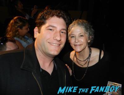 Melissa McBride fan photo 2015