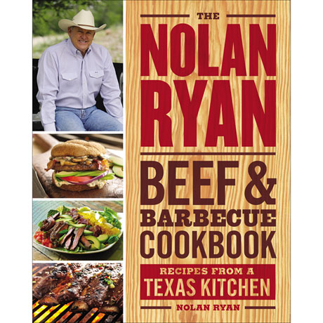 nolan ryan signed book