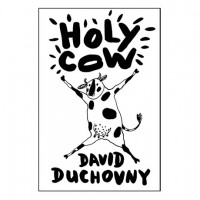 david duchovny signed book