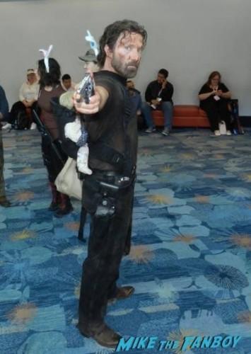 Wondercon 2015 Cosplay ash walking dead muppets 33