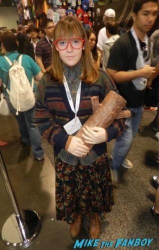 Wondercon 2015 Cosplay ash walking dead muppets 6