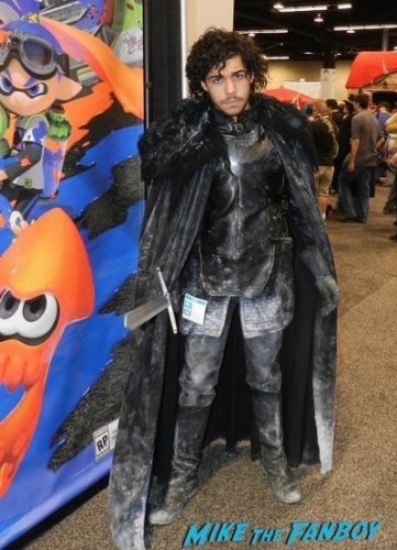 Wondercon cosplay 2015 andre the giant spawn 10