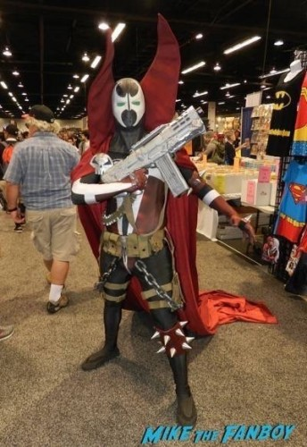 Wondercon cosplay 2015 andre the giant spawn 16