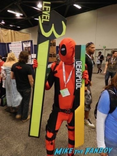 Wondercon cosplay 2015 andre the giant spawn 2