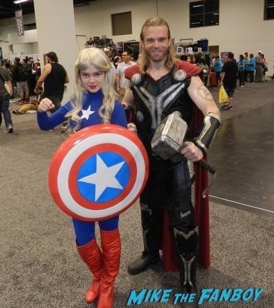 Wondercon cosplay 2015 andre the giant spawn 9