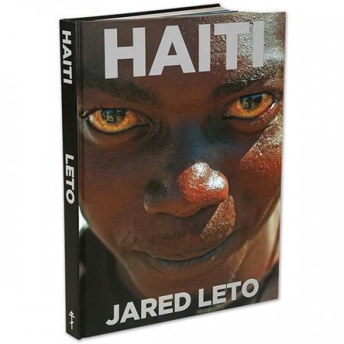 jared leto haiti book