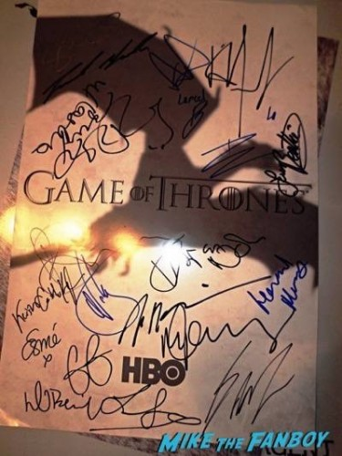 game of thrones premiere san francisco signing autographs 12